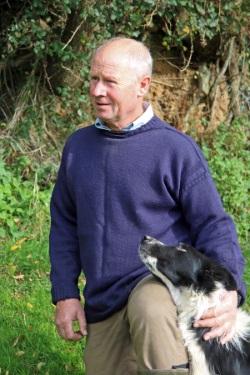 Hamish - Manager Caerhays Farm