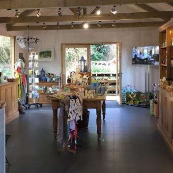 Gift Shop and Magnolia Tea Rooms