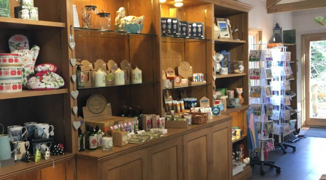 Caerhays Gift Shop