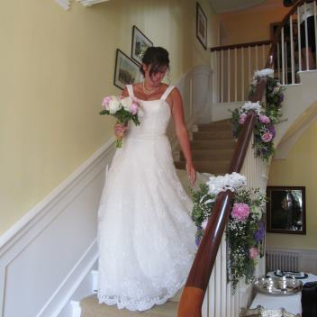 Vean at Caerhays, Weddings