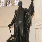 Bettesworth Statue in the Church