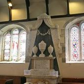 Trevanion Memorial in the Church