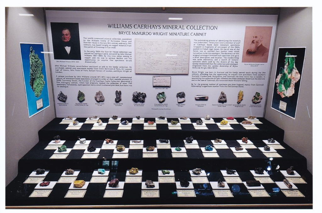 Exhibit - Munich Mineral Show 2019