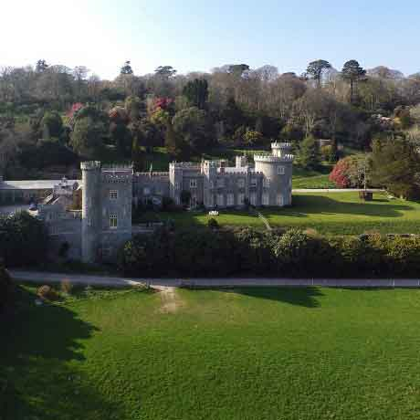 Visit Caerhays Estate - Spring Gardens and Castle