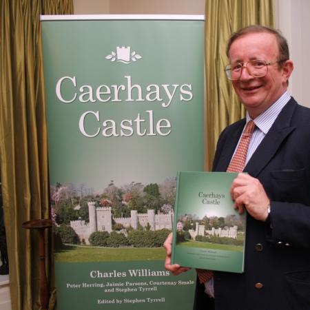 Castle Book Button