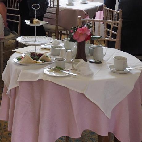 Gift Shop and Magnolia Tea Rooms