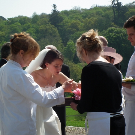 Weddings at Caerhays