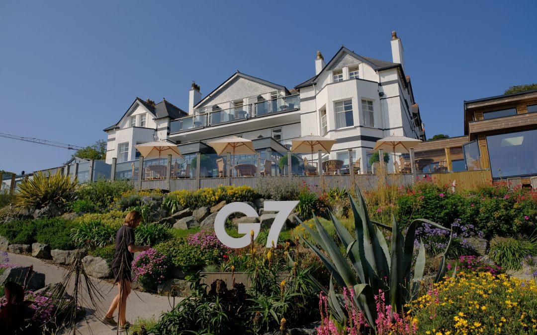 Burncoose Nurseries Landscaping at G7