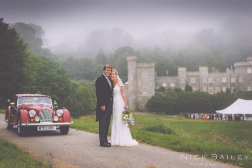 Caerhays Weddings